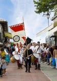 Medieval holiday of San Marino Royalty Free Stock Image