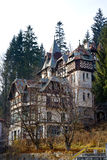 Medieval house Royalty Free Stock Photography