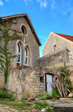 Medieval house Royalty Free Stock Images