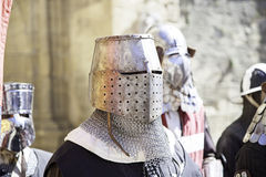Medieval hull of a Knight Templar Royalty Free Stock Photos