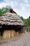 Medieval hut Stock Photos