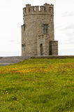 Medieval Irish tower Stock Photos
