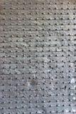 Medieval iron door texture Stock Photo