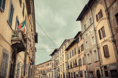 Medieval Italian City - Pisa, Italy Stock Photos