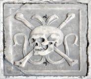 Medieval Italian Crypt Stock Photo
