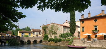 Free Medieval Italian Town Stock Photography - 31770232