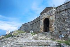 Medieval Kalemegdan Fortress Belgrade Serbia Royalty Free Stock Image