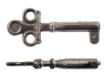 Medieval Key royalty free stock image