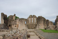 Medieval Kildrummy Castle Royalty Free Stock Image