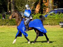 Medieval knight Royalty Free Stock Images