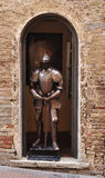 Medieval knight armor 2 Stock Photography