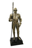 Medieval knight armour Stock Photography