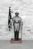 Medieval knight armour Stock Photo