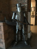 Medieval Knight armour Stock Photos
