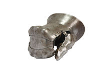 Medieval Knight Glove Stock Photos