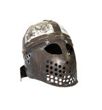 Medieval Knight Helmet Stock Images
