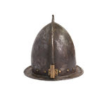 Medieval Knight Helmet Royalty Free Stock Image