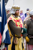 Medieval Knight royalty free stock image