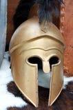 MEDIEVAL  knights helmet Royalty Free Stock Image