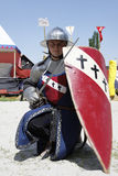 Medieval Knights Used In Battle Stock Photography