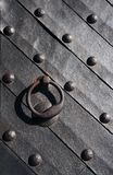 Medieval knocker Stock Photography