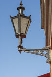 Medieval Lantern‎. In Tallinn City,Estonia Royalty Free Stock Photo