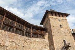 Medieval Ljubart fortress Stock Photo