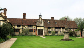 Medieval Manor House 7 Royalty Free Stock Image