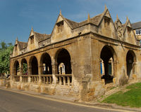 Medieval Market, Chipping Camden. A Medieval Market in the Cotswolds, Chipping Camden, England Stock Images