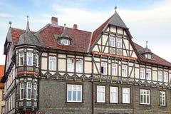 Medieval market square, Marktplatz. Royalty Free Stock Photography