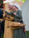 The Medieval Market of Turku Royalty Free Stock Image