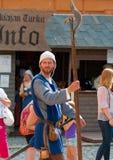 The Medieval Market of Turku Stock Photos