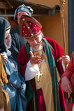 The Medieval Market of Turku Royalty Free Stock Photography