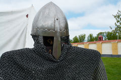 Medieval middle ages knight armour Royalty Free Stock Photo