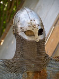 Medieval middle ages knight armour Royalty Free Stock Photos