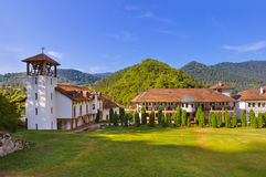 The medieval monastery Dobrun in Bosnia and Herzegovina Stock Photography