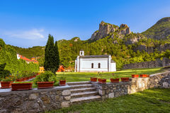 The medieval monastery Dobrun in Bosnia and Herzegovina Stock Photo
