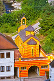 The medieval monastery Dobrun in Bosnia and Herzegovina Stock Images