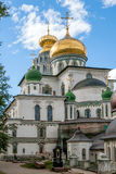Medieval monastery in New Jerusalem Stock Photography