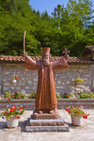 The medieval monastery Raca - Serbia. Architecture travel background Royalty Free Stock Image