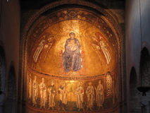 Medieval Mosaic Royalty Free Stock Photo
