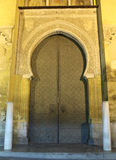 Medieval Mosque gate in Cordoba Royalty Free Stock Image
