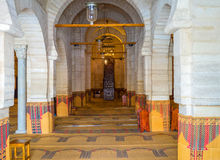 The medieval mosque of Sousse Royalty Free Stock Photo