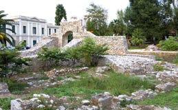 Medieval Nafplio city at Peloponnese, Greece Stock Photo