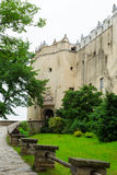 Medieval Niedzica Castle Royalty Free Stock Image