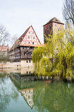 Medieval Nuremberg Royalty Free Stock Photo