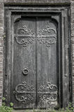 Medieval Oak Door Stock Photos