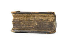 Medieval old book, psalter Royalty Free Stock Photos