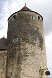 Medieval old tower Royalty Free Stock Image