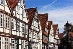 Medieval old town of Celle Royalty Free Stock Image
